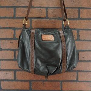 LUCKY BRAND Abbey Road Fold-over Cross Body Bag